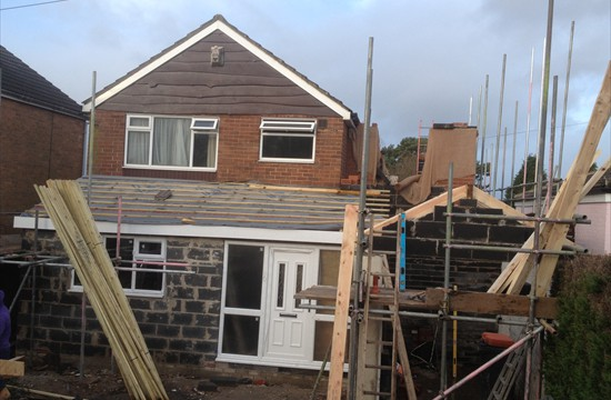 Single Storey & First Floor Extensions With Extensive Internal Alterations, Cookridge-0039a