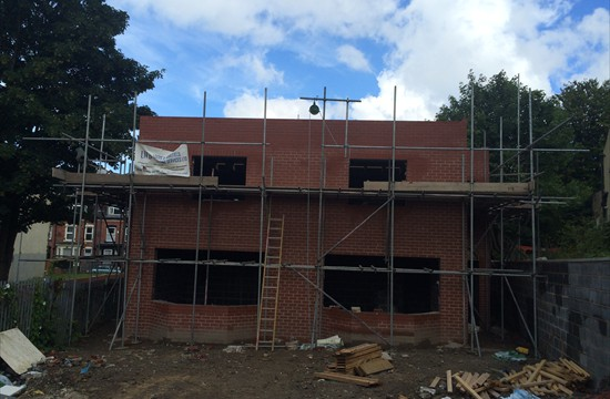 Two Semi Detached New Build Properties - Woodhouse, Leeds - 00164